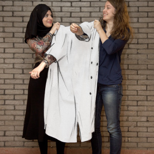Different In The White Coat